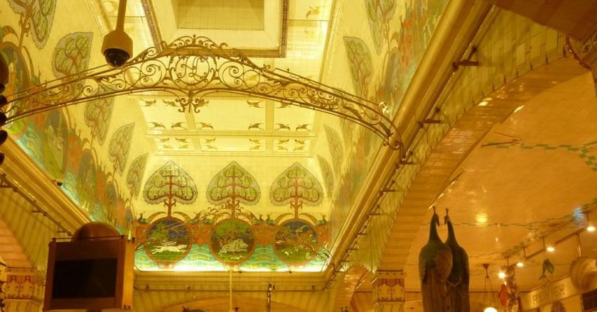 A Walking Tour of the Best Art Nouveau Architecture in London