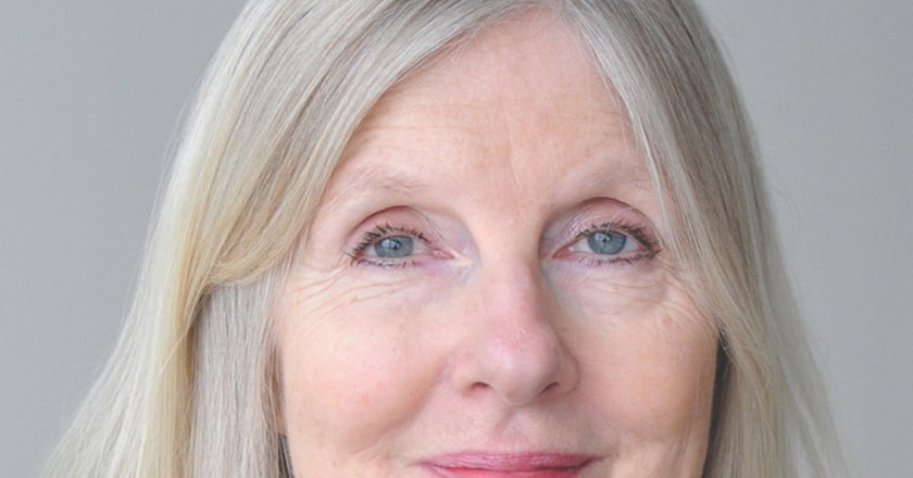 Helen Dunmore, winner of the 2017 Costa Book of the Year