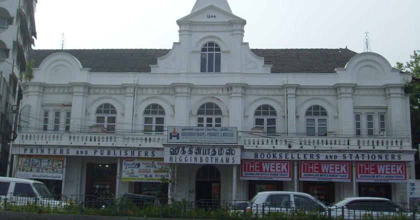 Higginbothams, Chennai: India's Oldest Surviving Bookstore