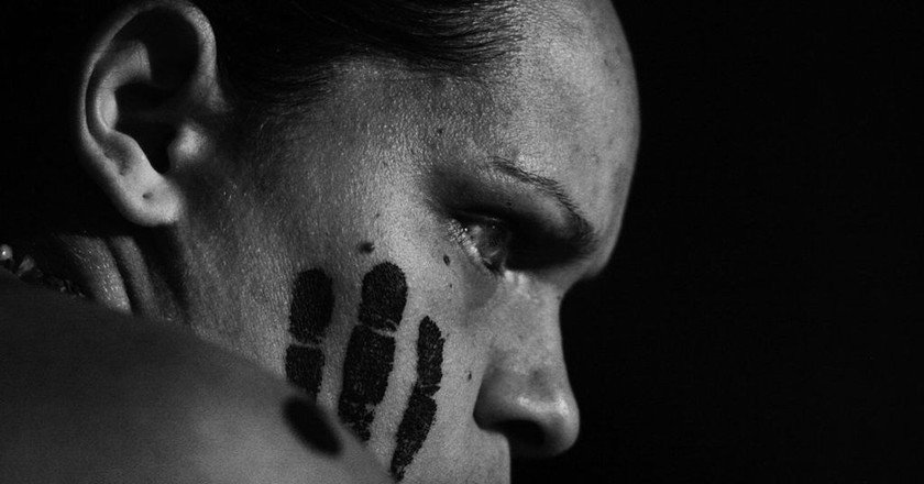 Indigenous Australian person | © Steve Evans/Wikimedia Commons