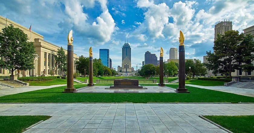 Indianapolis   © tpsdave / WikiCommons