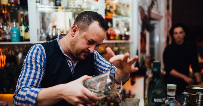 What You Need to Know About the World's Best Martini Challenge
