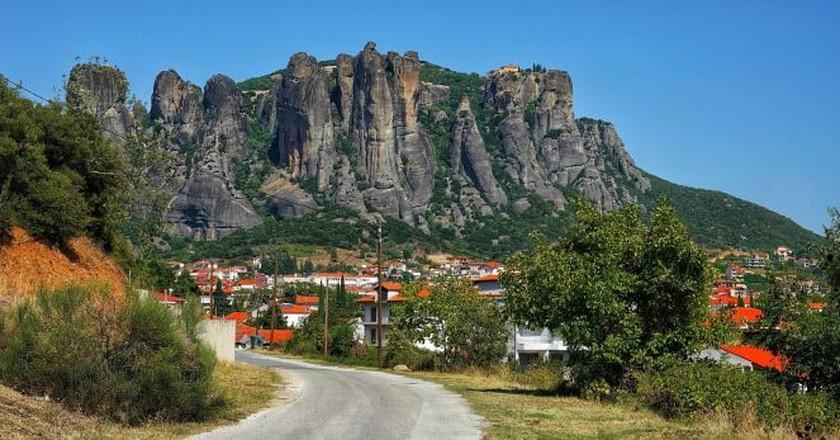 View of Kalabaka | © rmac8oppo / Pixabay