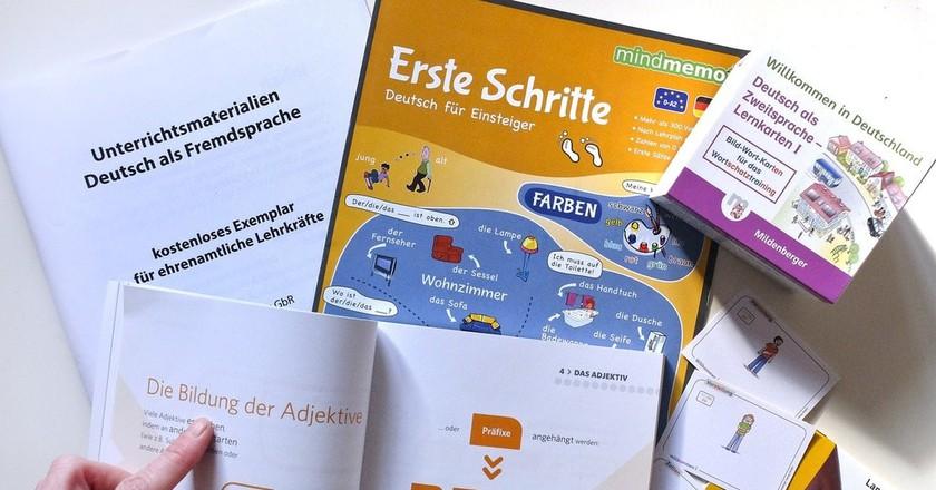 © fzofklenz / Pixabay https://pixabay.com/en/language-german-learn-1395322/