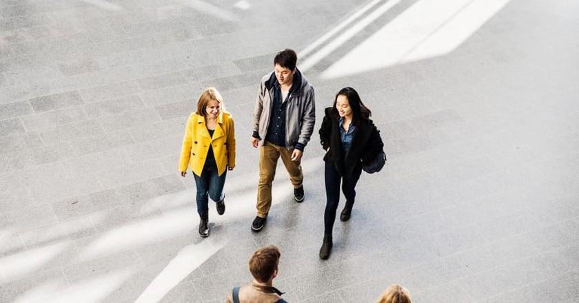 Students | © Magnus Liam Karlsson / imagebank.sweden.se