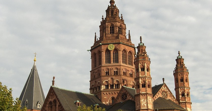 Mainz Cathedral | © hghb / Pixabay