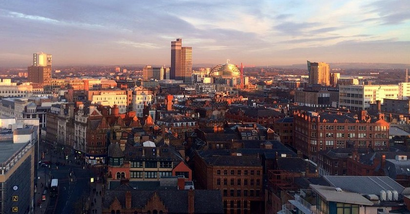 Manchester skyline | © Stacey MacNaught / Flickr