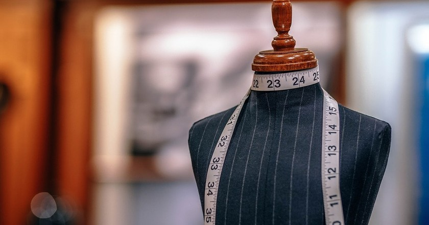 Measuring up in the Russian fashion world   © StockSnap/Pixabay