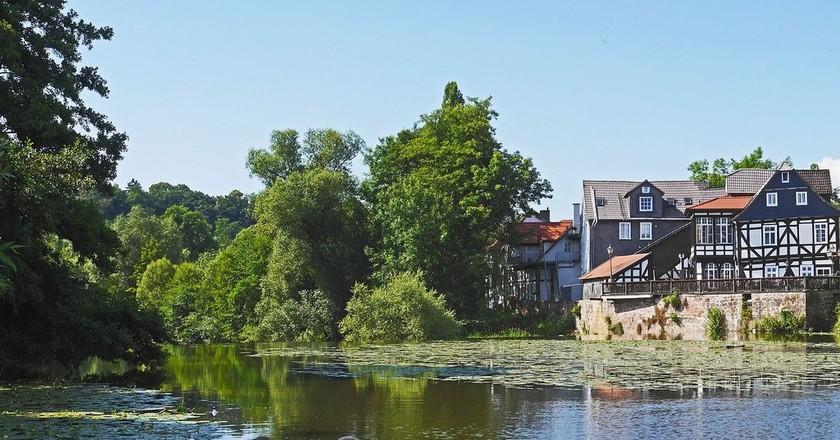 Lahn River | © hpgruesen / Pixabay