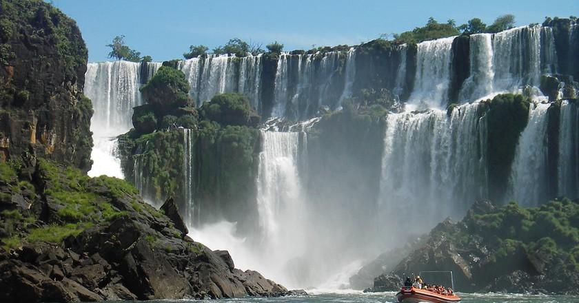 Iguazu Falls, Argentina   © Mike/Flickr