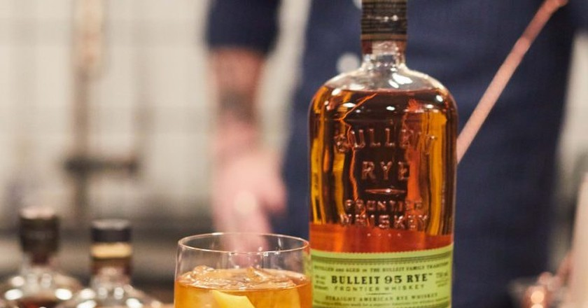 Courtesy of Bulleit Frontier Bartender Lab