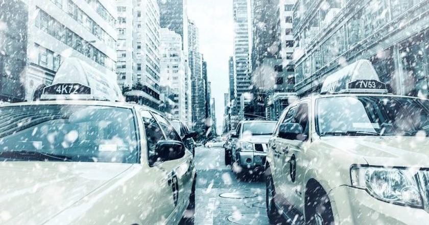Snowy New York | © Nick_H / Pixabay