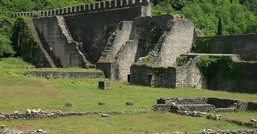 Ruins of Nokalakevi   © Aleksey Muhranoff / WikiCommons