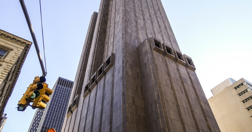 The Top Secret Manhattan Building Hidden in Plain Sight