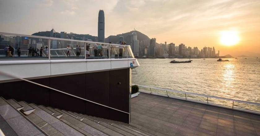 Ocean Terminal Deck – Hong Kong | Courtesy of Harbour City