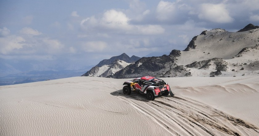 Best Pictures From the 2018 Dakar Rally