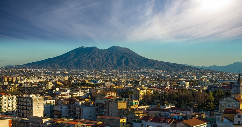 Naples, Italy | © francescopalermoph/Pixabay