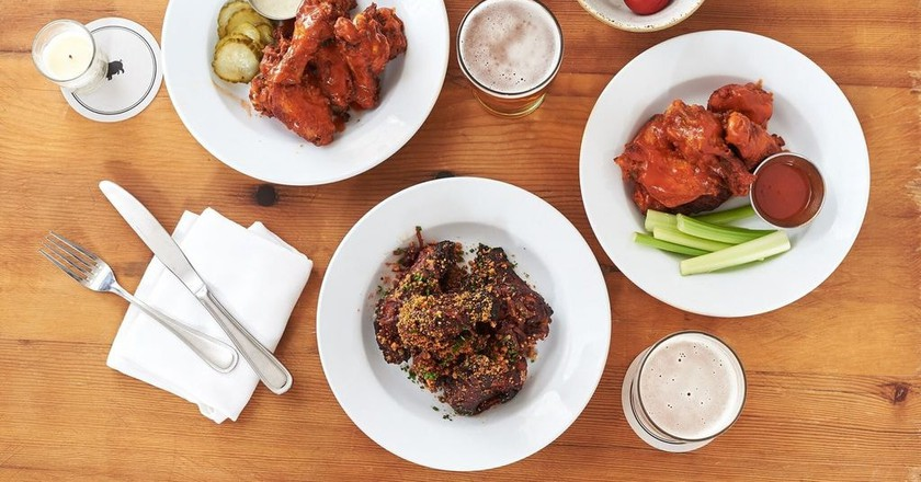 Game Day Specials | Courtesy of Pub & Kitchen