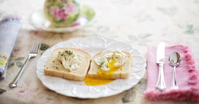 Eggs on toast | Pixabay