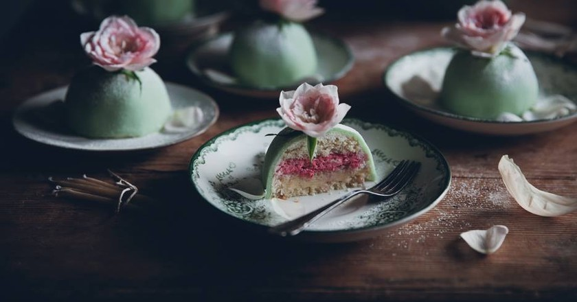 Princess cakes by Call me Cupcake | Courtesy of Call me Cupcake