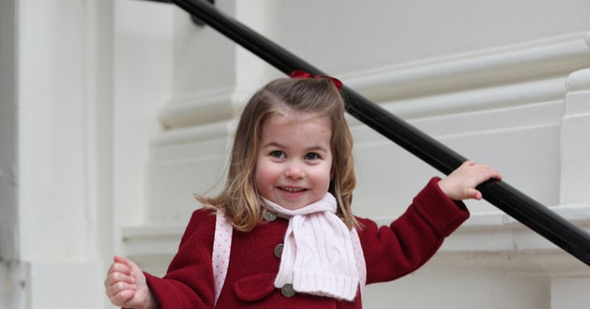 © The Duchess of Cambridge/KENSINGTON PALACE/HANDOUT/EPA-EFE/REX/Shutterstock