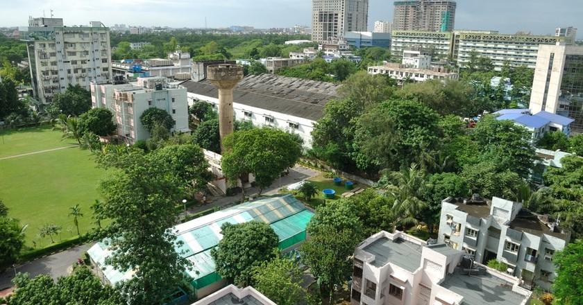 Salt Lake, Kolkata   © Biswarup Ganguly / WikiCommons