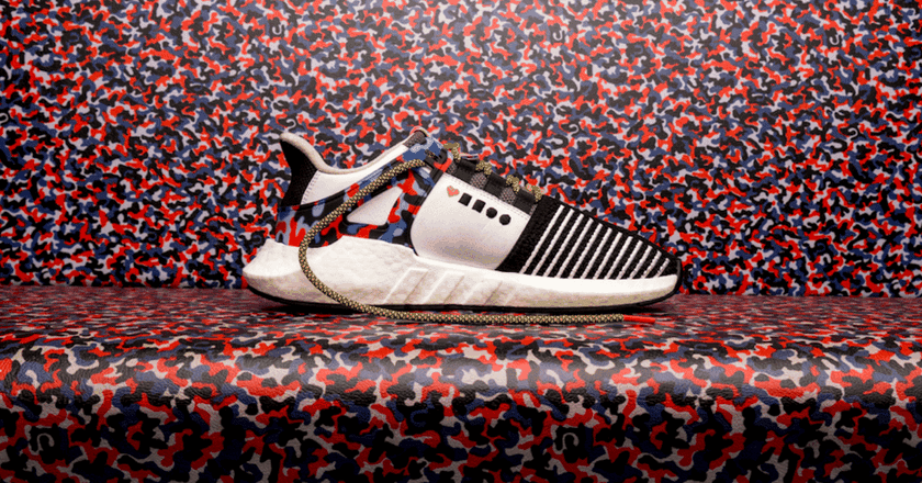 Adidas x BVG EQT Support 93/Berlin Limited Edition Trainer | © Adidas/ Courtesy of Adidas Originals