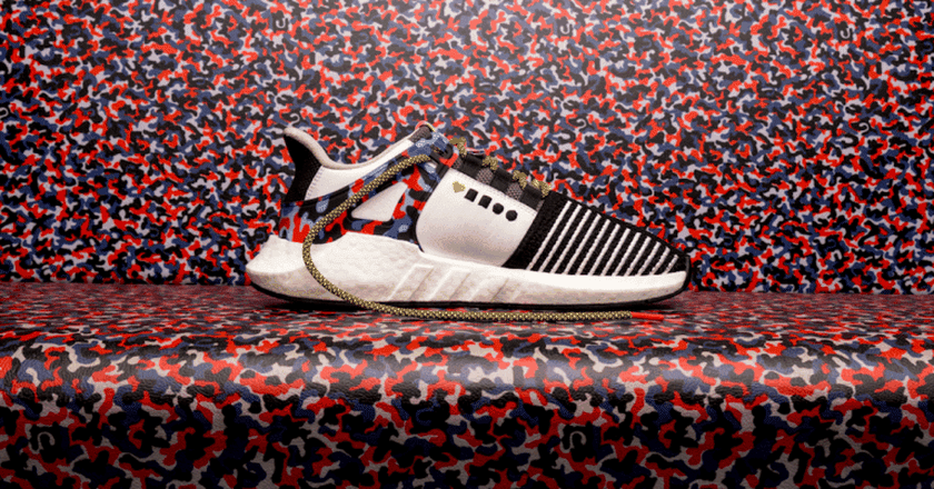 Adidas x BVG EQT Support 93/Berlin Limited Edition Trainer | © Adidas/ Courtesy of Adidas Originals