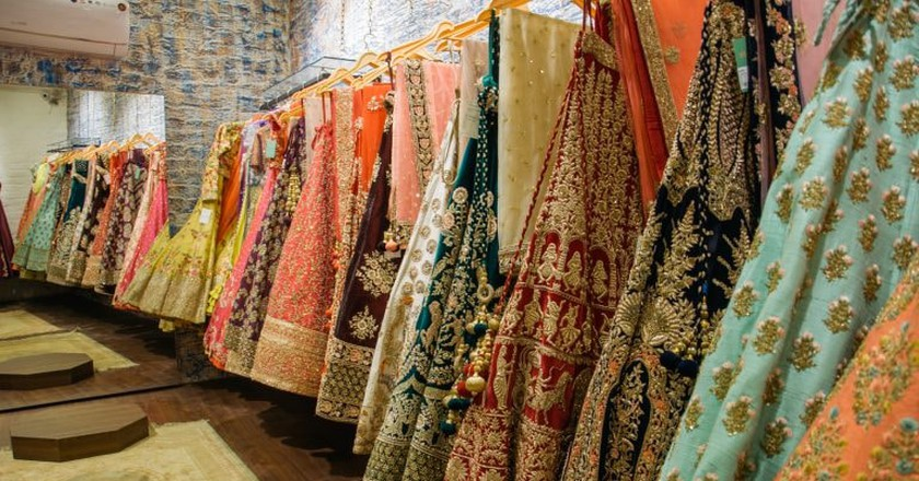 Shahpur Jat: A Go-To Destination for Wedding Shopping in Delhi