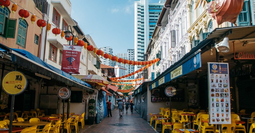 A Traveller's Guide to Singapore's Chinatown