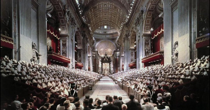 The Vatican | © Image courtesy of The Vatican Deception Film