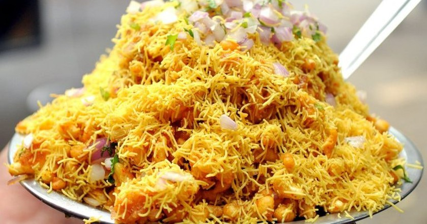 Sev Bhel, a potpourri of flavours   © Dheerajk88 / WikiCommons