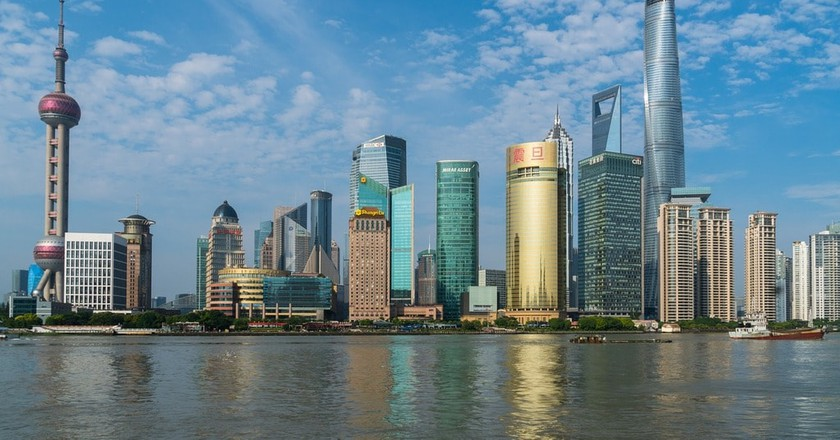 Shanghai | © steven_yu / Pixabay