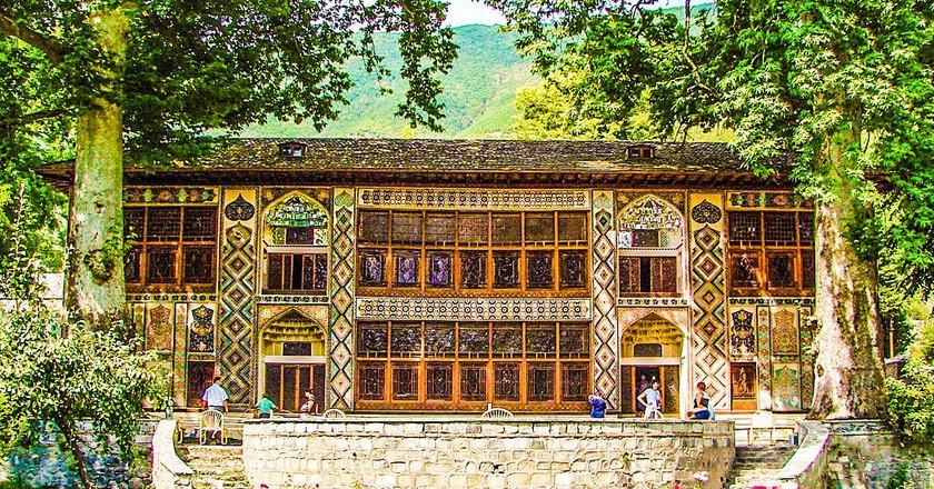 Sheki Khan Palace   © Sefer azeri/WikiCommons