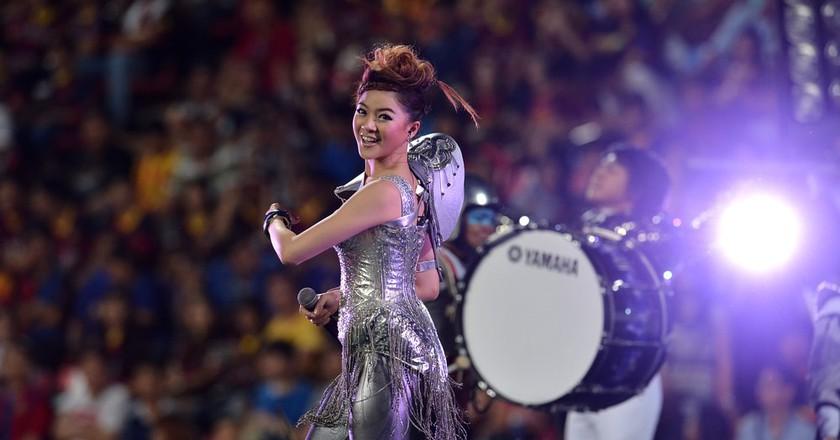 Da Endorphine performing in Bangkok | ©  almonfoto/Flickr
