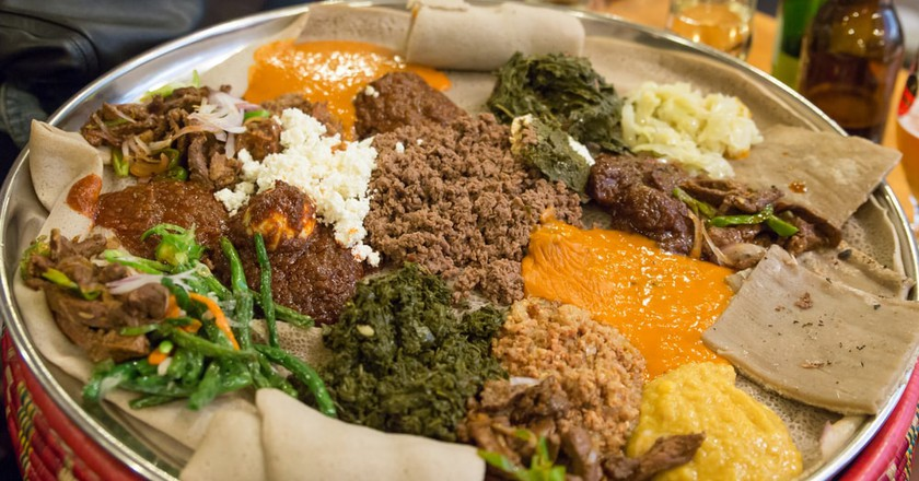 The Best Restaurants for Authentic African Food in Tel Aviv
