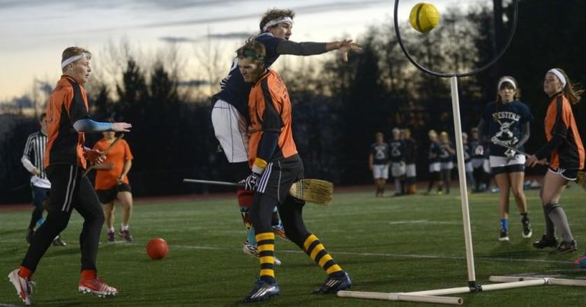Quidditch Match