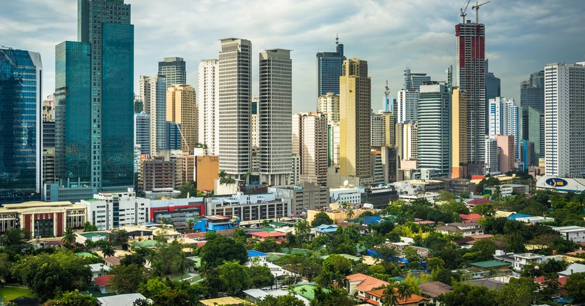 View of the skyline of Makati | © Jon Bilous / Shutterstock