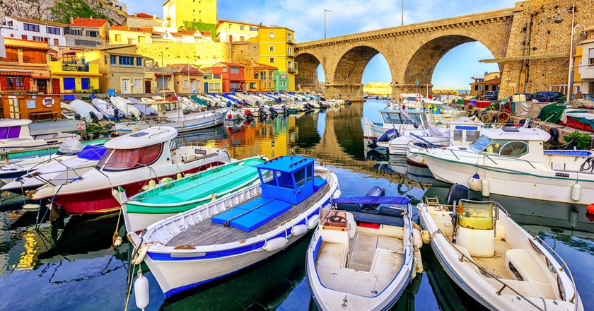 Marseille has some very unusual, quirky museums to visit | © Boris Stroujko/Shutterstock