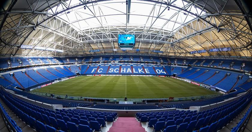 Veltins Arena I © Ververidis Vasilis / Shutterstock