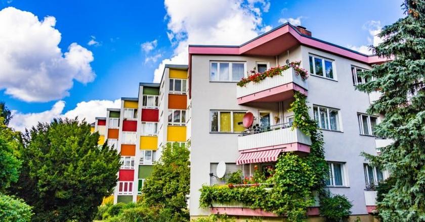 Grosssiedlung Siemensstadt of the Berlin Modernism Housing Estates | © Takashi Images/Shutterstock