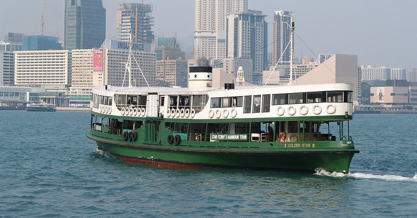 Star Ferry © pete / Wiki Commons