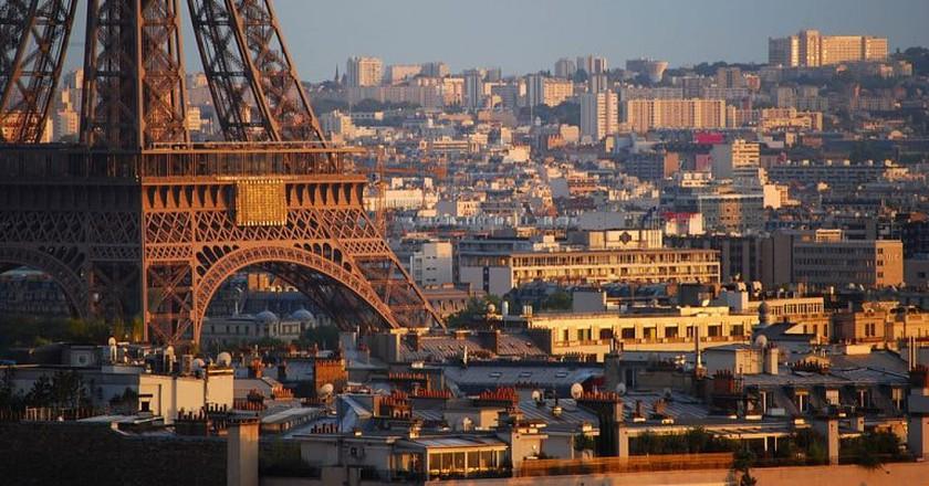 Eiffel Tower | © Eric Chan / WikiCommons