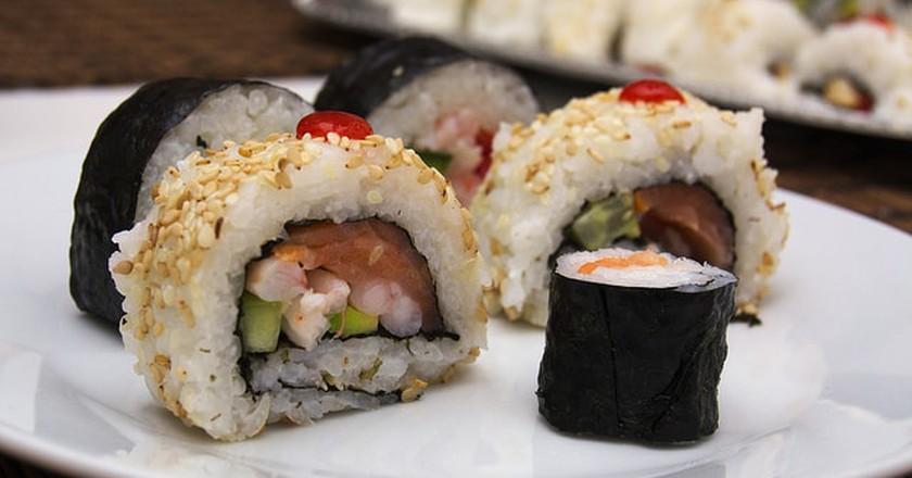Sushi | © Valentin Kold Gundersen / Flickr