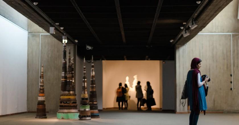 Tehran Museum of Contemporary Art | © Negar Ghaffari/IranOpenAlbum/Flickr