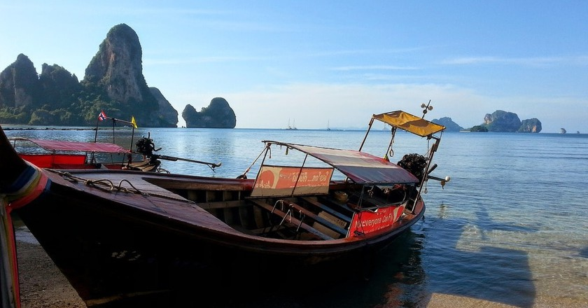 Welcome to Railay