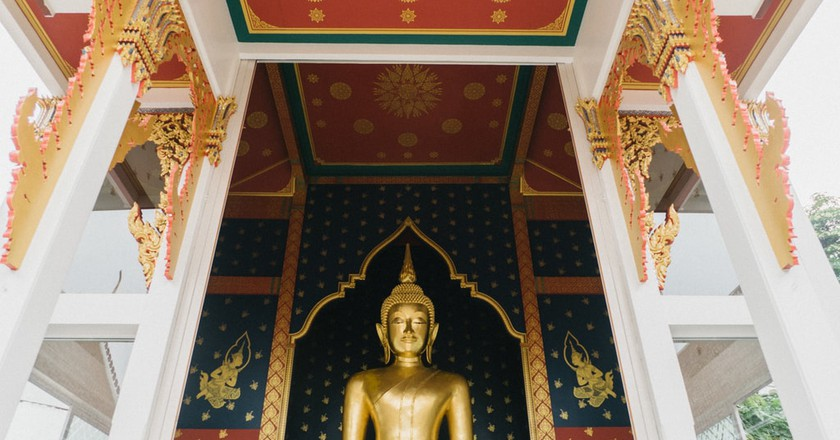 A Guide To Bangkok's Wat Saket
