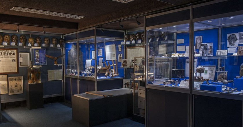 The Crime Museum | © Wikimedia Commons