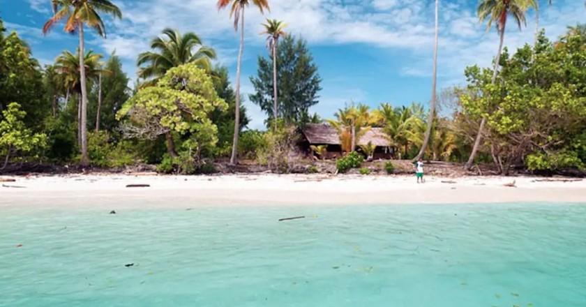 Cheap accommodations in Raja Ampat, Indonesia | © Tanjung Mefiyai Homestay / Hotels.com