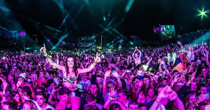Ultra Music Festival in Bayfront Park, Miami | © Avarty Photos / Flickr